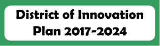 Button link to the LWISD webpage where information regarding the district's District of Innovation Plan is located